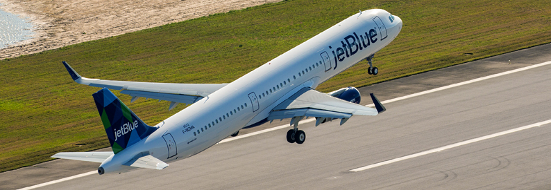 jetBlue says United-Air Canada JV must be public