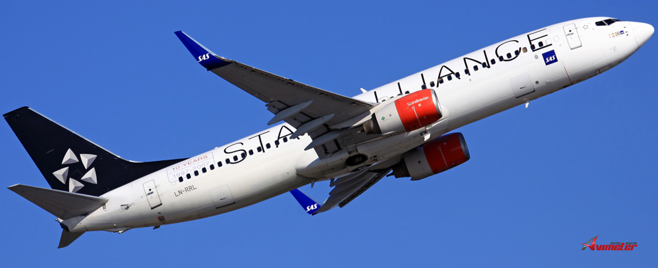 SAS launches new direct route from Brussels to Tromsø