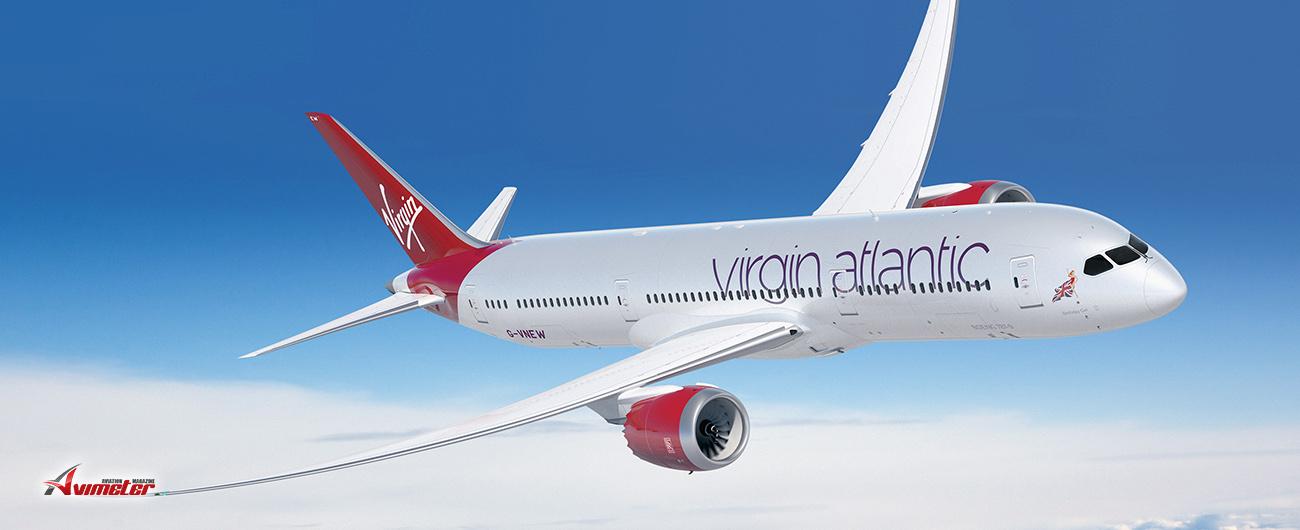 Virgin Atlantic is first customer for Boeing 787 base maintenance