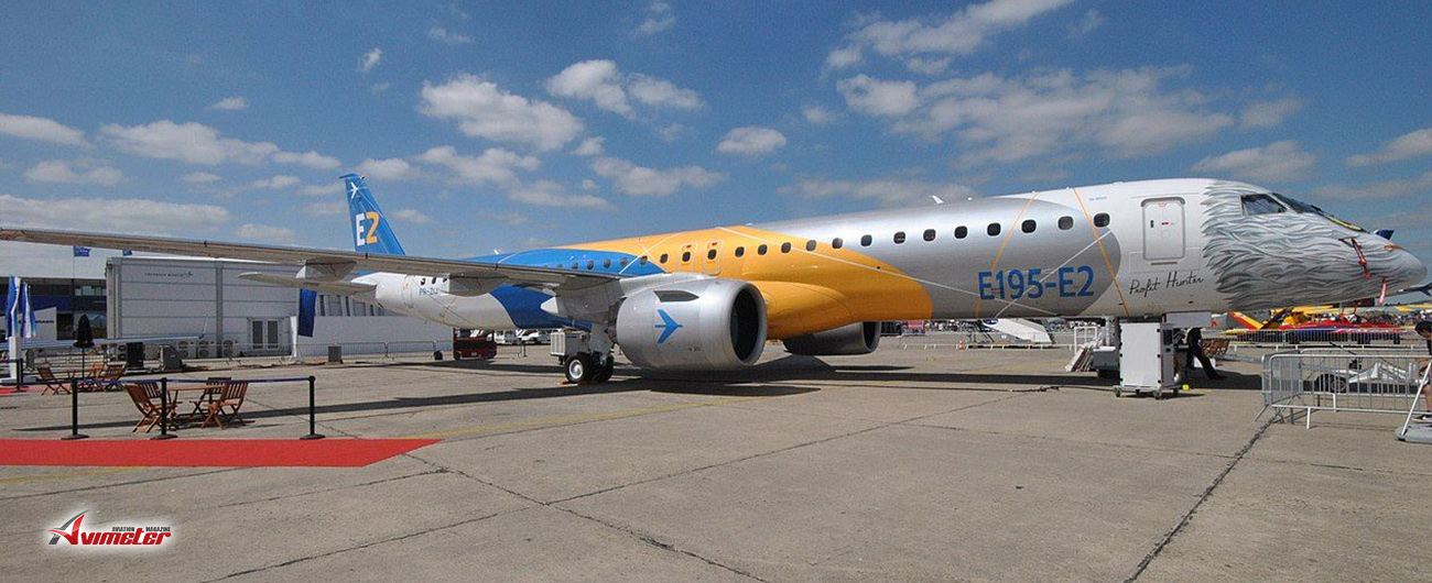 Aircastle Announces the Placement of Eleven Embraer E195-E2 Aircraft with KLM