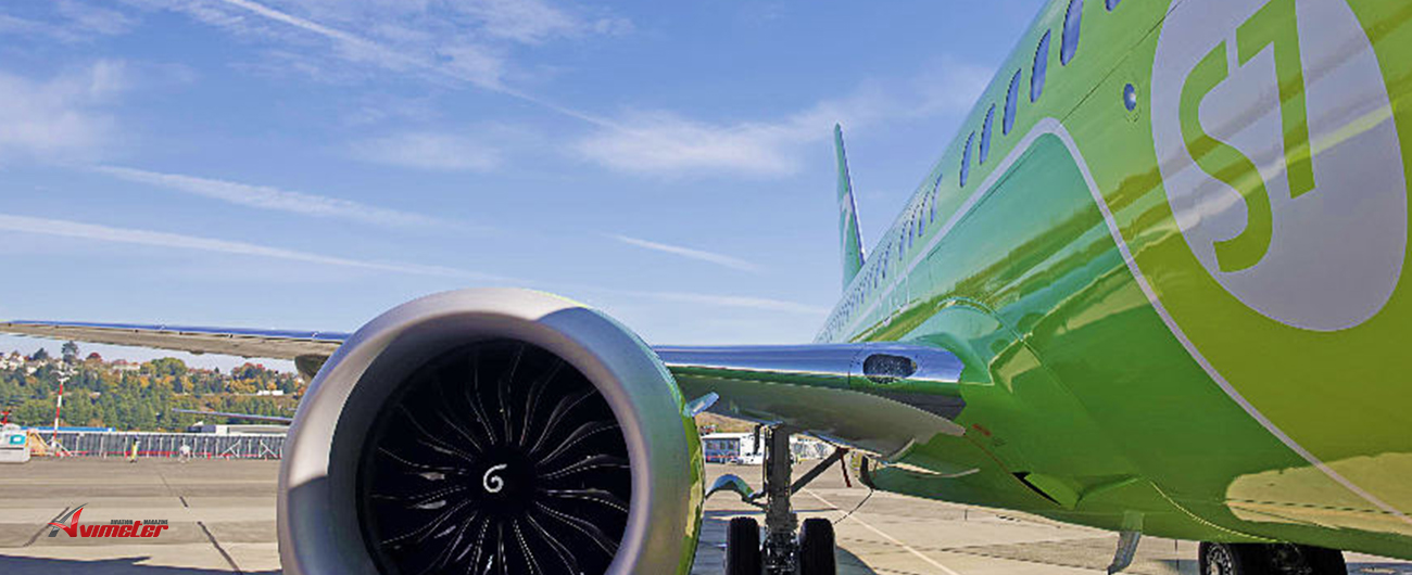 S7 Technics' Moscow base is ready to welcome the Boeing 737 MAX