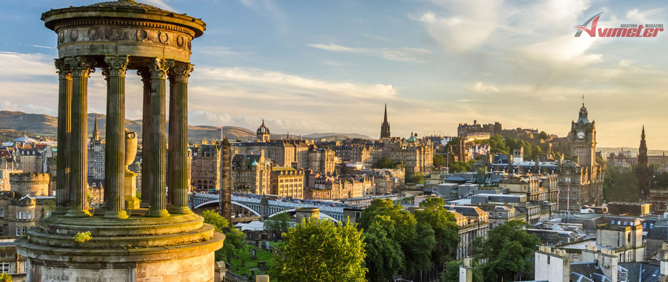 Ryanair Announces 11 New W18 Routes From Edinburgh