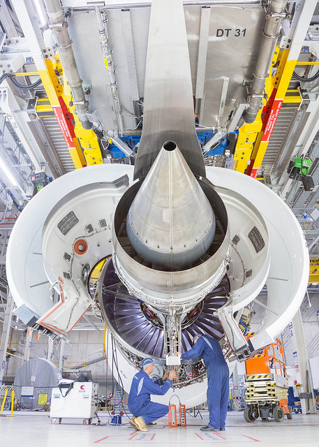 Rolls-Royce announces £150m investment in UK aerospace facilities