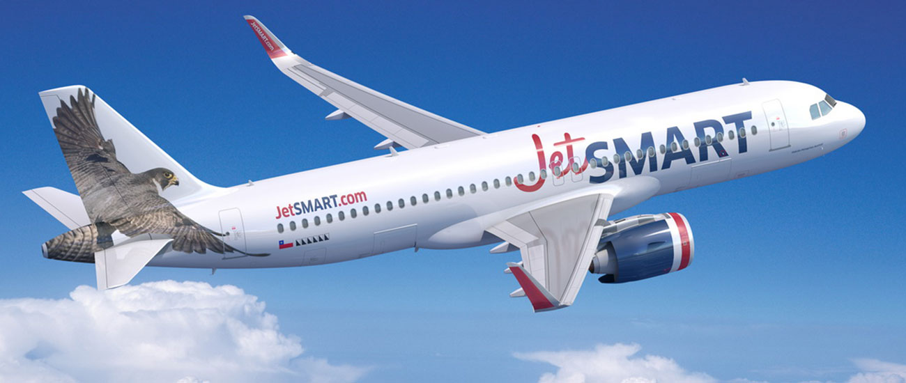 JetSMART flies high with historic agreement to purchase 70 Airbus and promotes its vision of being the leading low-cost airline in South America