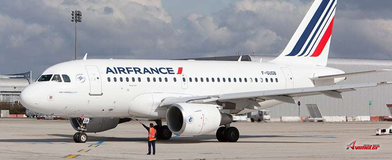 Air France: Planned Changes In The Domestic Sector