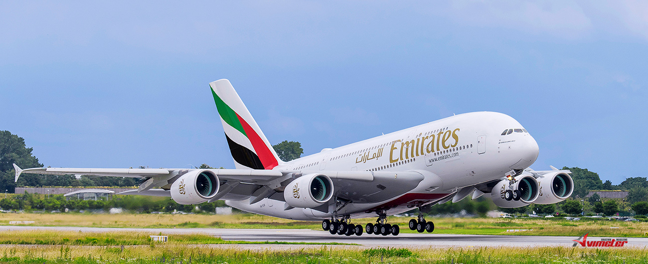 Airbus statement on commercial discussions with Emirates Airline