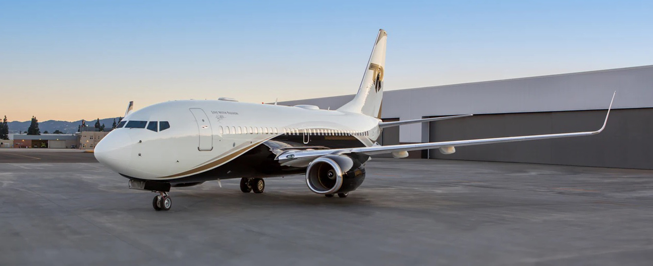 Silver Air's Boeing Business Jet Experts Bring State-of-the-Art BBJ to Charter Market