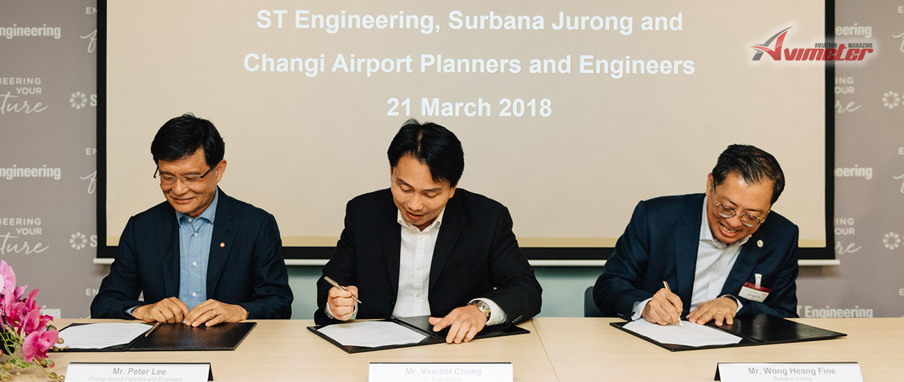 ST Engineering, Surbana Jurong and CAPE Form Consortium to Export Next-Generation, Smart Airport Capabilities for Overseas Airport Development Projects