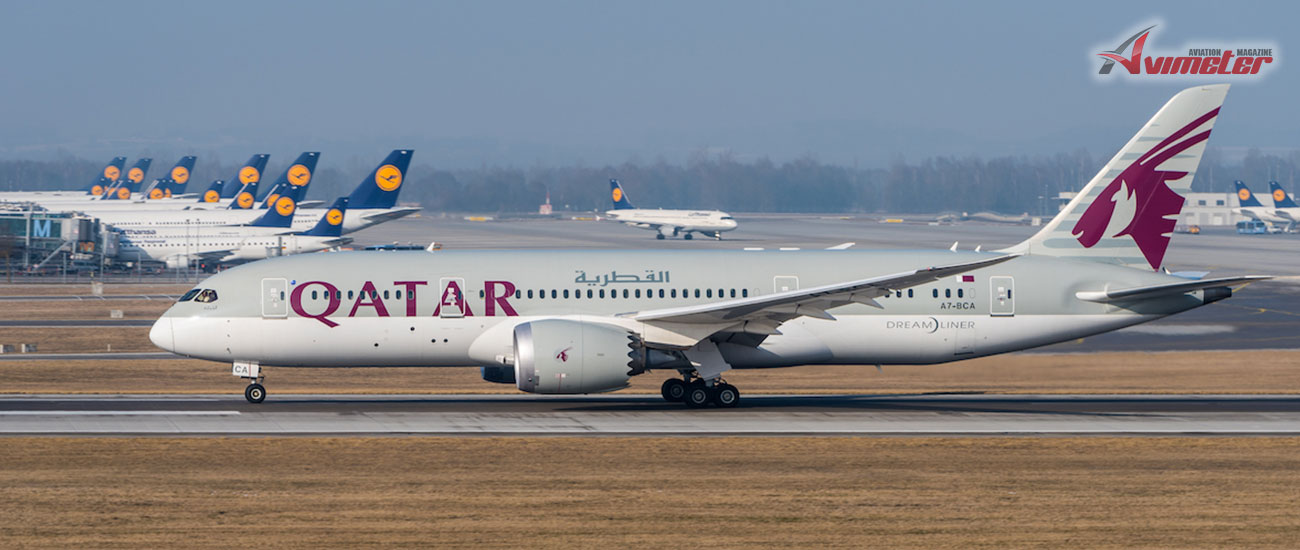 Qatar Airways Launches Services To London Gatwick Airport
