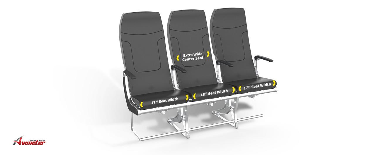 Spirit Airlines Unveils New, Ergonomically-Designed Seats to Maximize Usable Legroom