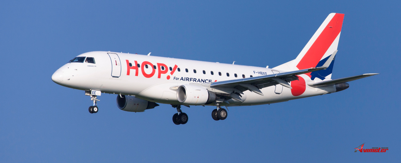 HOP! Becomes Air France HOP