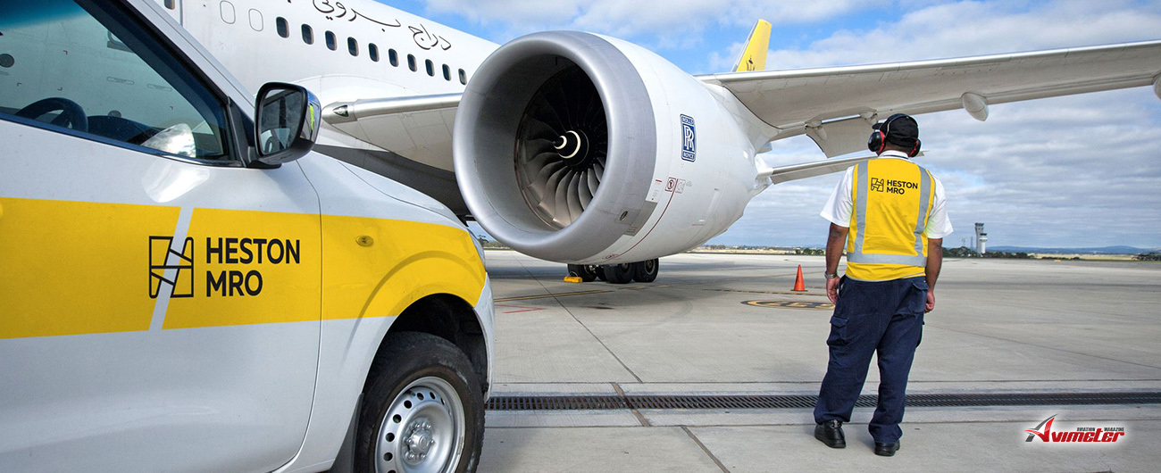 Heston MRO adds ANA for Perth station, gains JCAB Approval