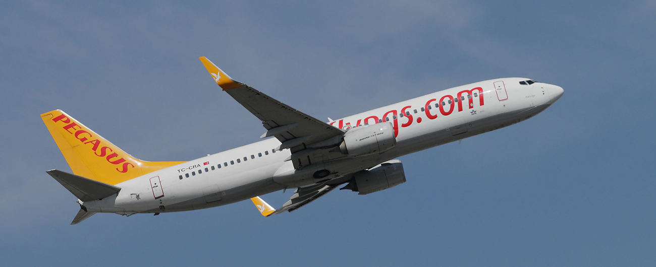 Pegasus Airlines to Resume International Flights from 13 June 2020