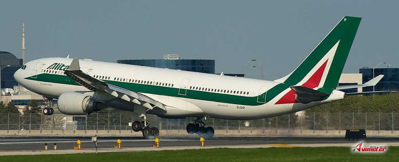 Alitalia signs codeshare agreement with Azul Brazilian Airlines