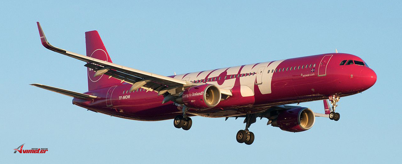 WOW air sells four aircraft to Air Canada