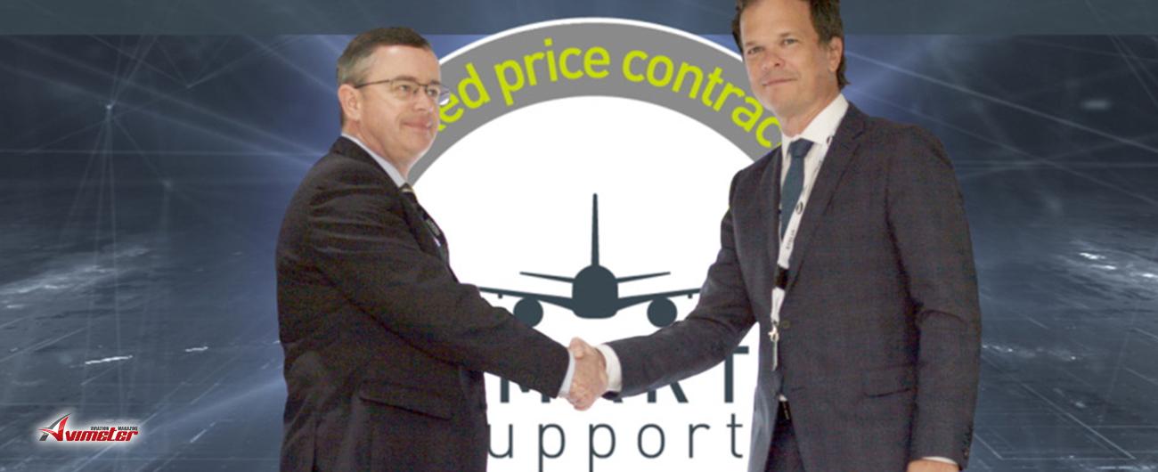 Meggitt PLC and Lufthansa Technik AG enter a long-term partnership for MRO services in Mainland China