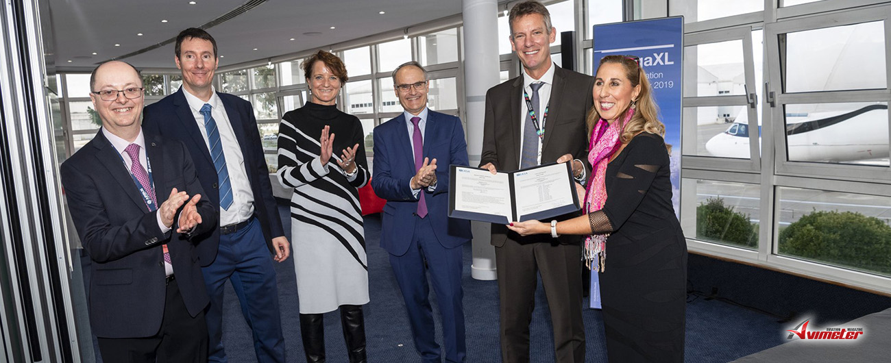 BelugaXL receives EASA Type Certification