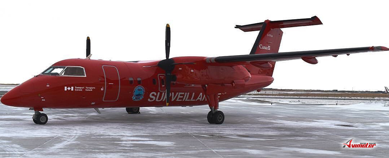 Avmax is pleased to announce we have recently sold and delivered one Dash 8-103 msn 017 to the Government of Canada, Department of Transport