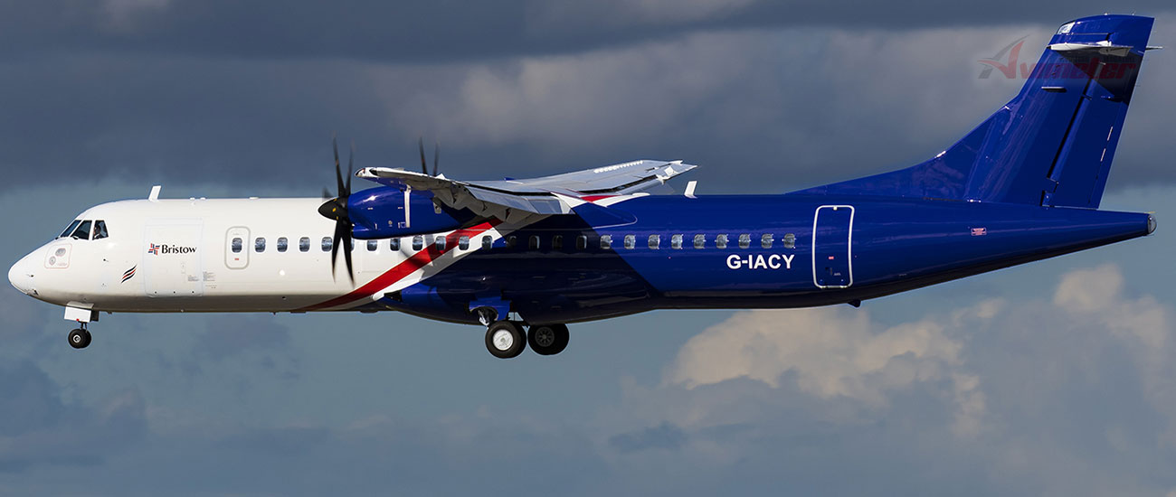 Eastern Airways Commences Flights with New ATR 72-600 Aircraft