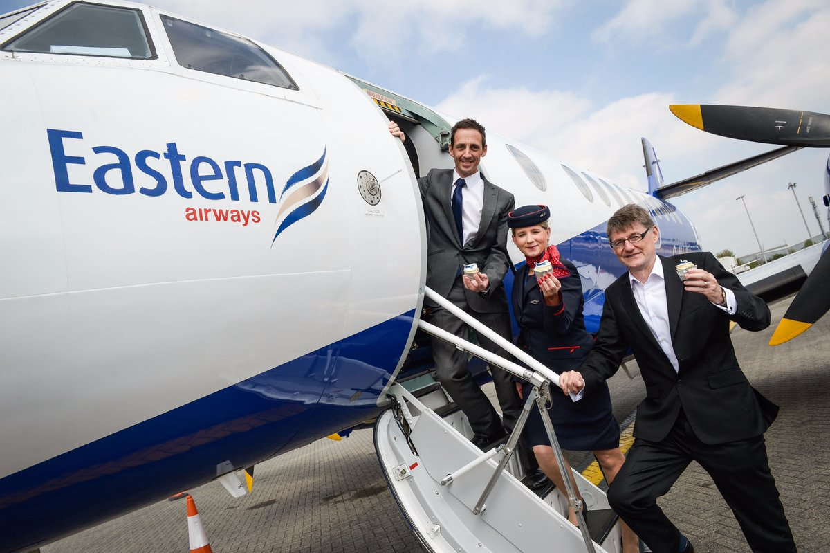 Flybe Agreement with Eastern Airways commences