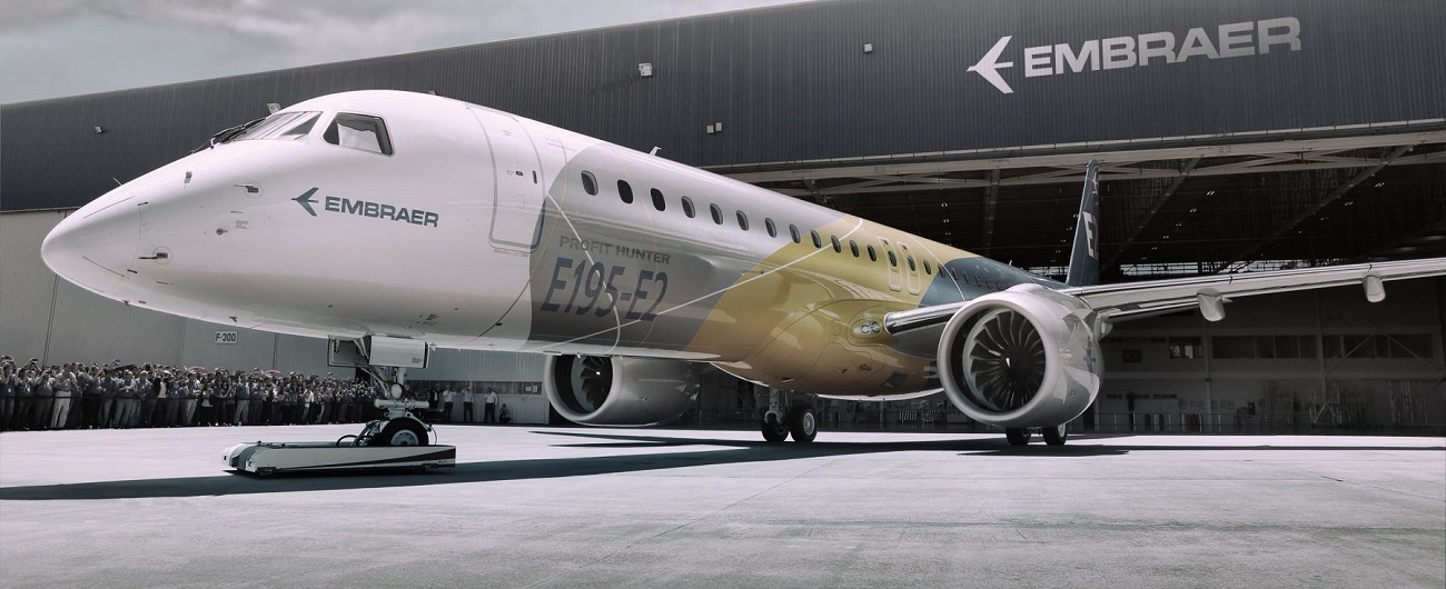 Embraer to Hold the 2017 China Regional Aviation Forum