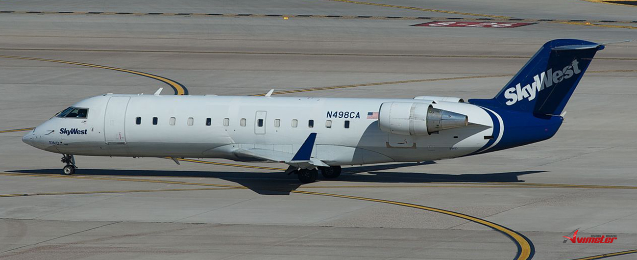 Exchange Income Corporation's Subsidiary, Regional One, Completes Agreement to Lease 10 CRJ200 Aircraft to SkyWest Airlines