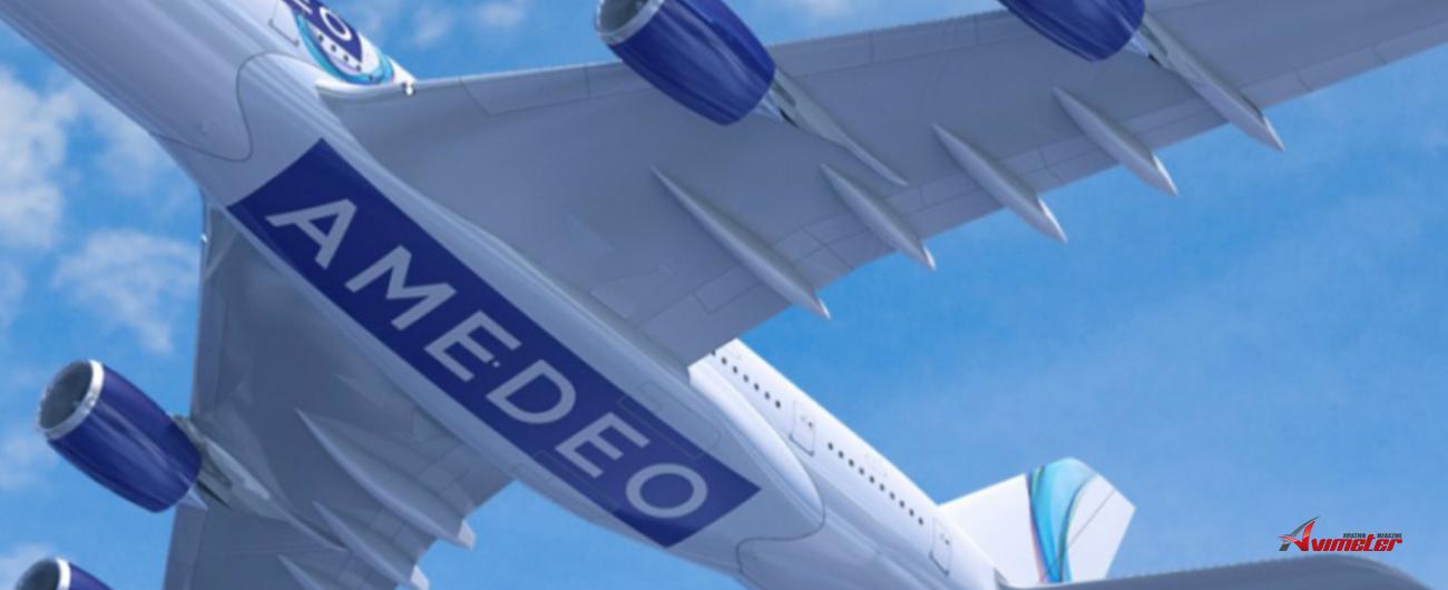 Amedeo: A380 Press Release