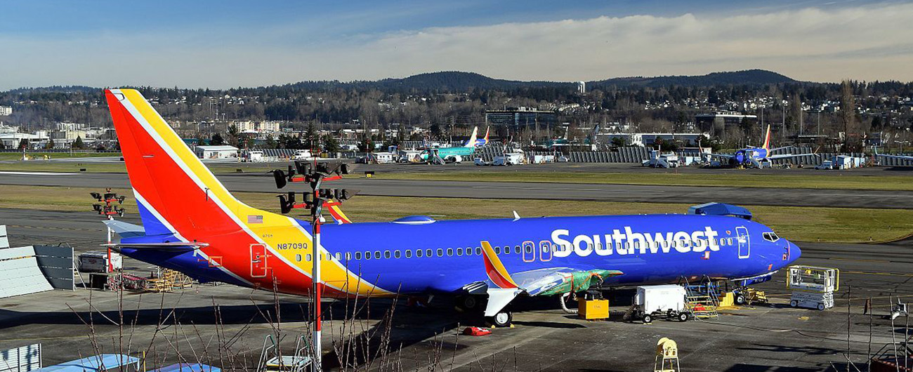 Southwest Airlines Announces Leadership Changes