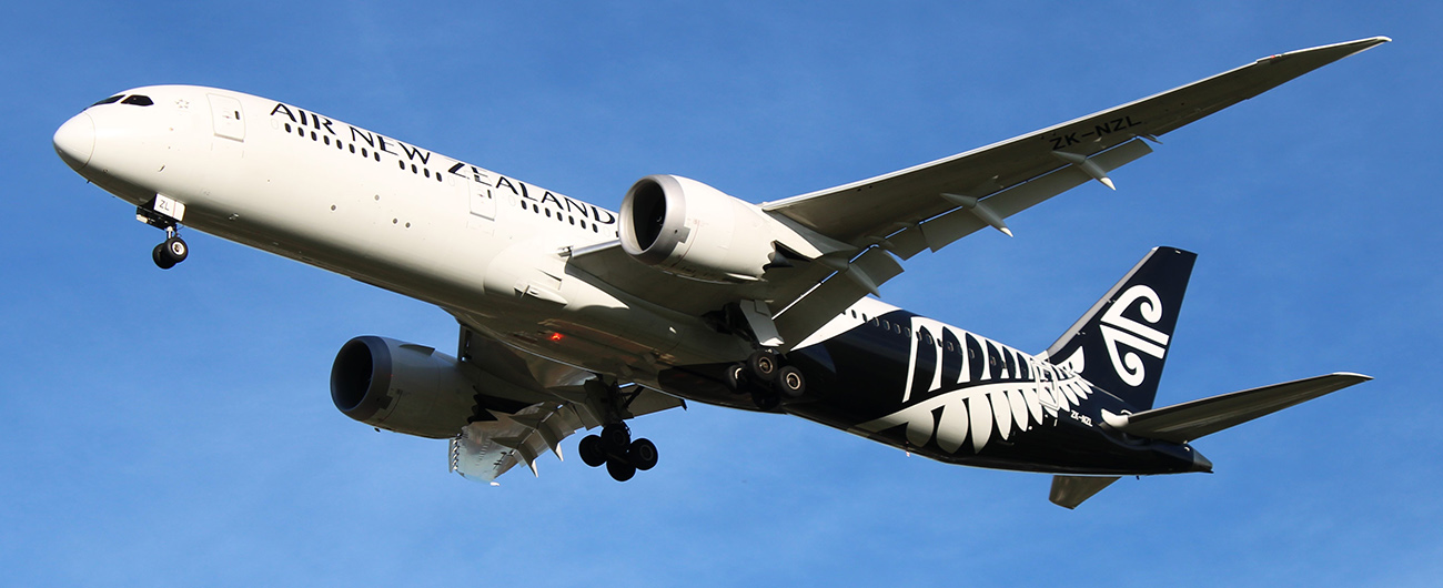 Air New Zealand provides update on impact of coronavirus on 2020 outlook