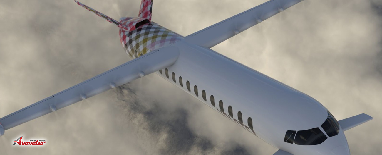 Volotea Will Support Dδnte Aeronautical To Develop A State-Of-The-Art Hybrid-Electric Aircraft