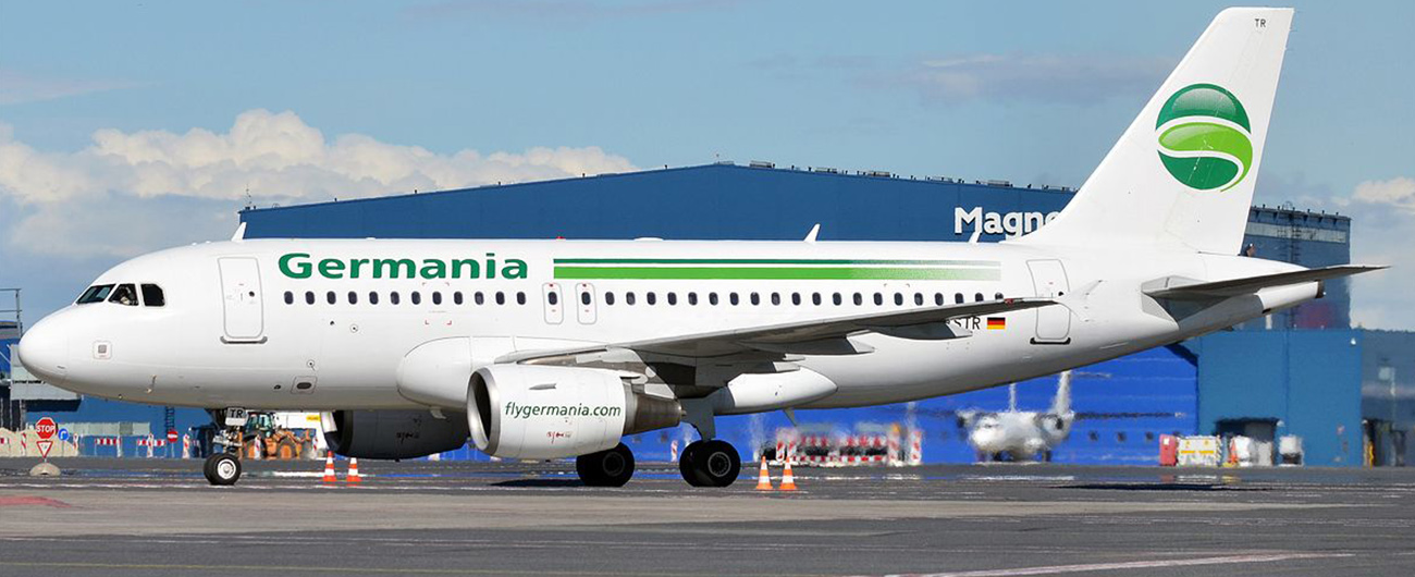 TDA: Teardown of two more ex-Germania A319s