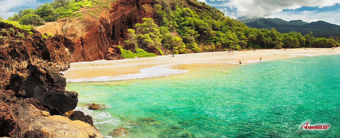 WestJet Dreamliner takes off for Maui