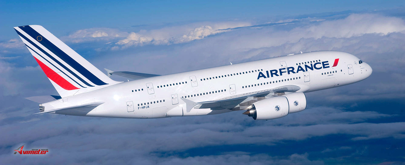 New agreement between Air France, KLM and Sky Express