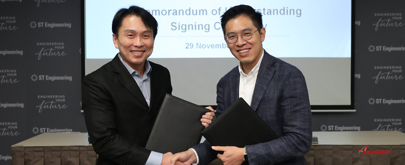 ST Engineering Partners EDB to Develop Singapore Industry Ecosystems for Global Success