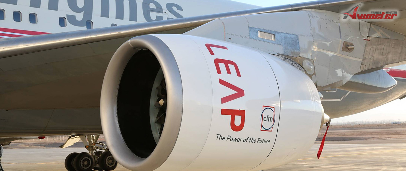 2018 CFM orders surpass 1,370 engines through June
