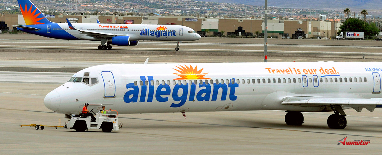 Allegiant Travel Company Announces Closing Of Term Loan Facility And Initial Settlement Date In Connection With Tender Offer And Consent Solicitation For Its 5.50% Senior Notes Due 2019
