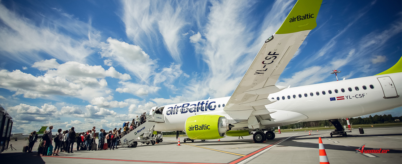 Mediterranean Islands Kos and Menorca – New airBaltic's Routes