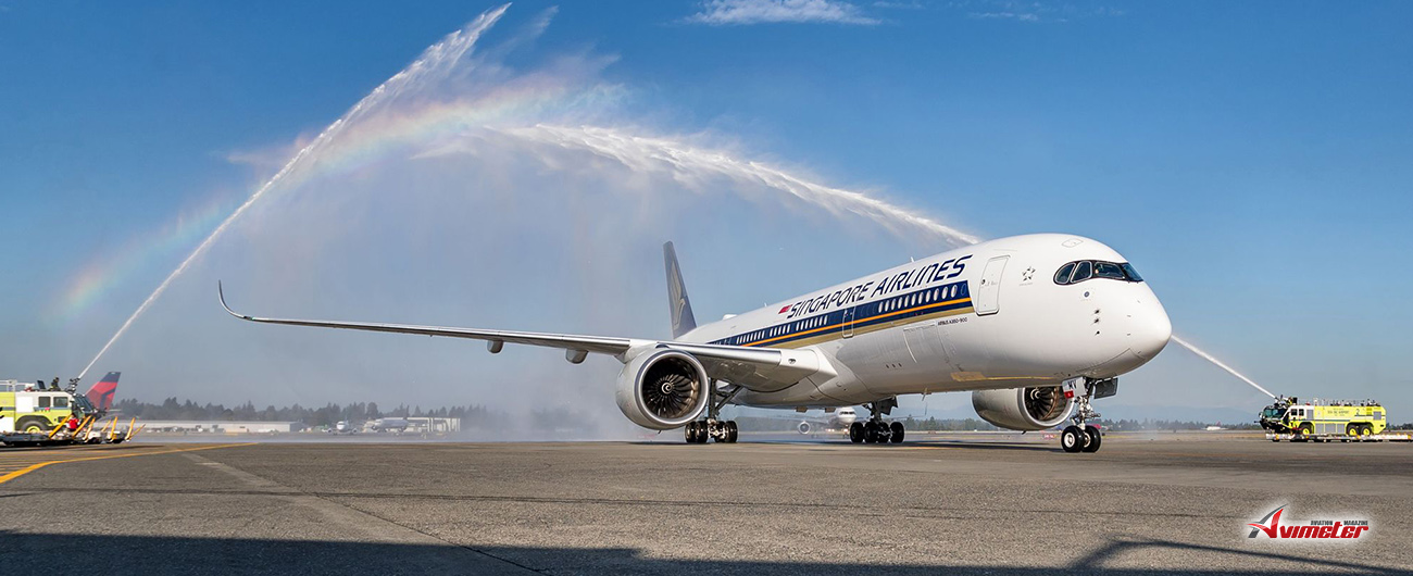 Singapore Airlines Launches Seattle-To-Singapore Flights