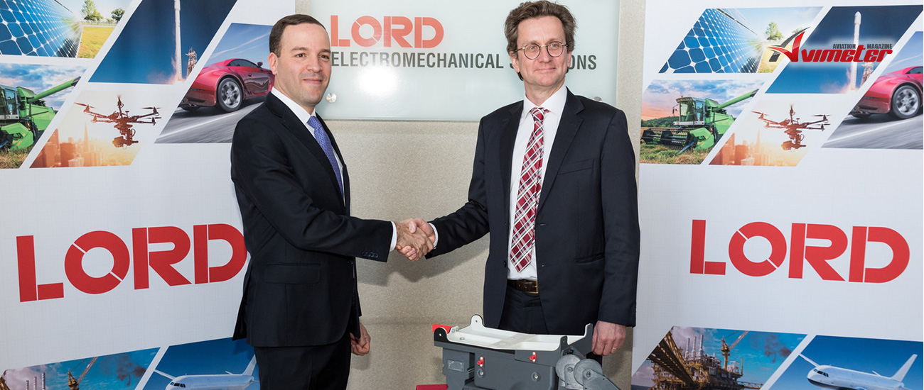 LORD Corporation Wins Biggest Contract In Company's 94-year History
