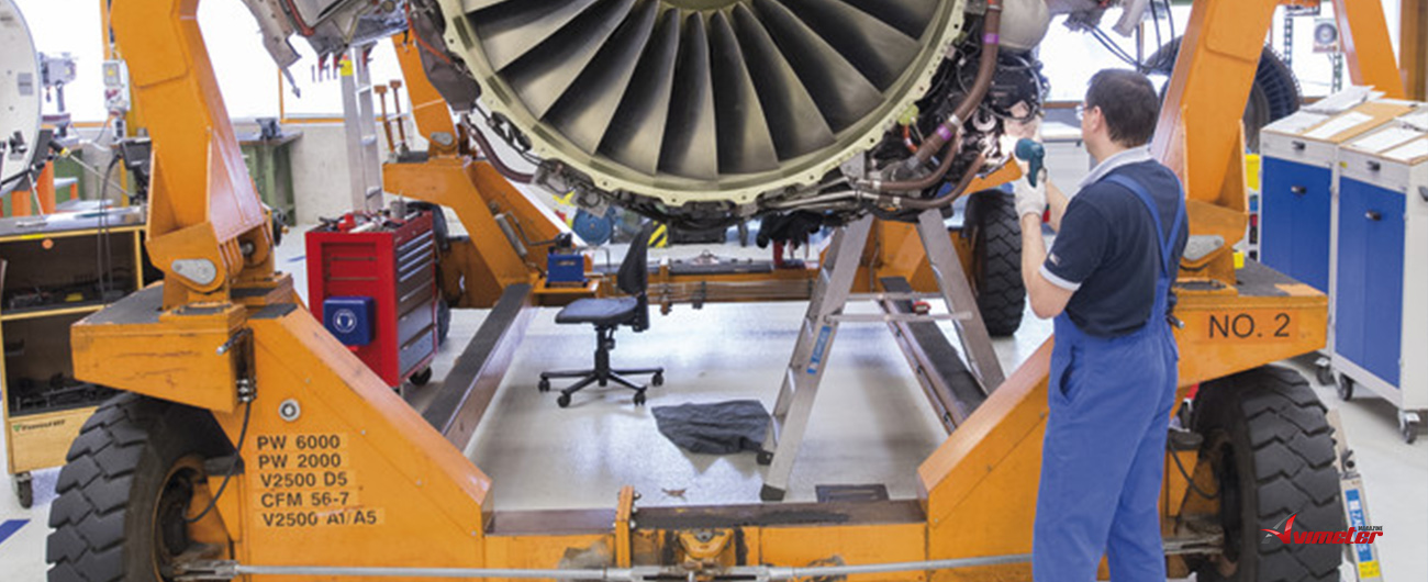 MTU Maintenance signs CFM56 engine MRO contract with Serene Air