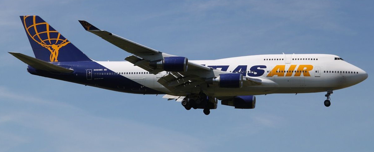 GA Telesis Announces the Purchase of Five (5) CF6-80C2B1F Engines from Atlas Air