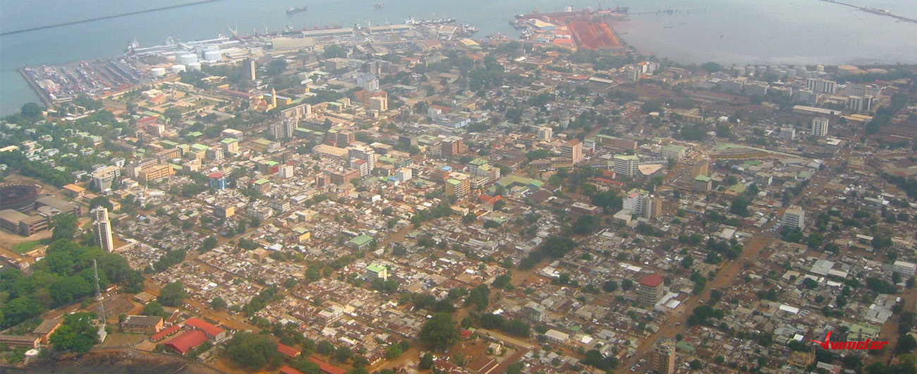 Starting in July, Conakry is the new TAP destination