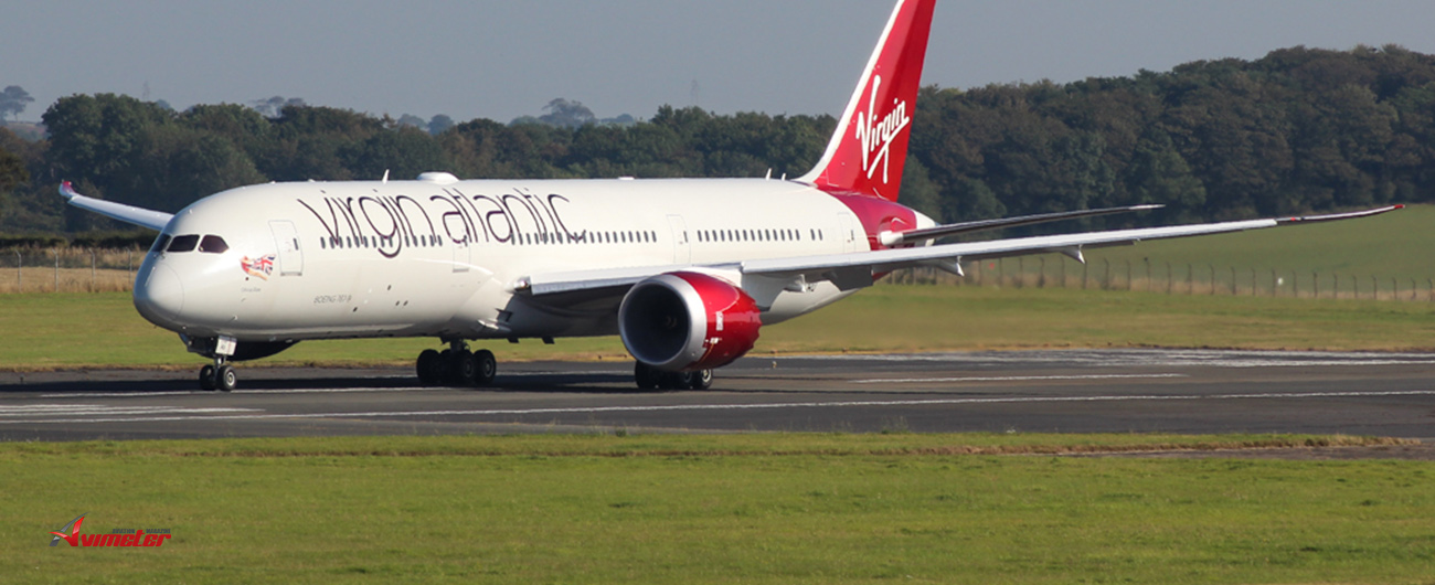 Virgin Atlantic set to soar in South America for the first time