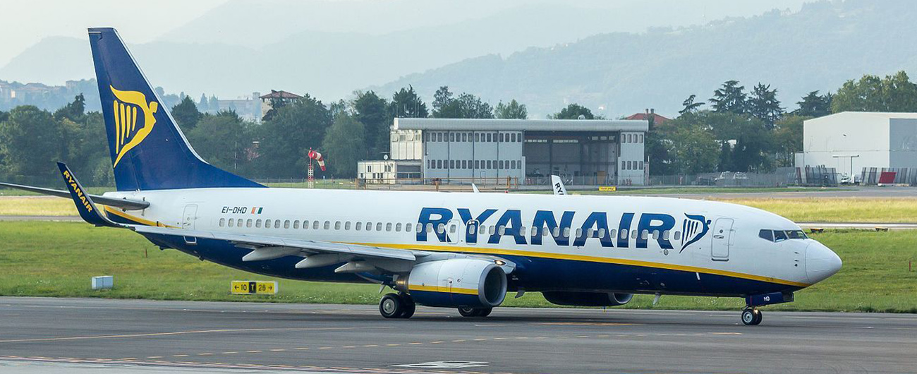 Ryanair Important Customer Notice 30 Mar - Limited Schedule Extended