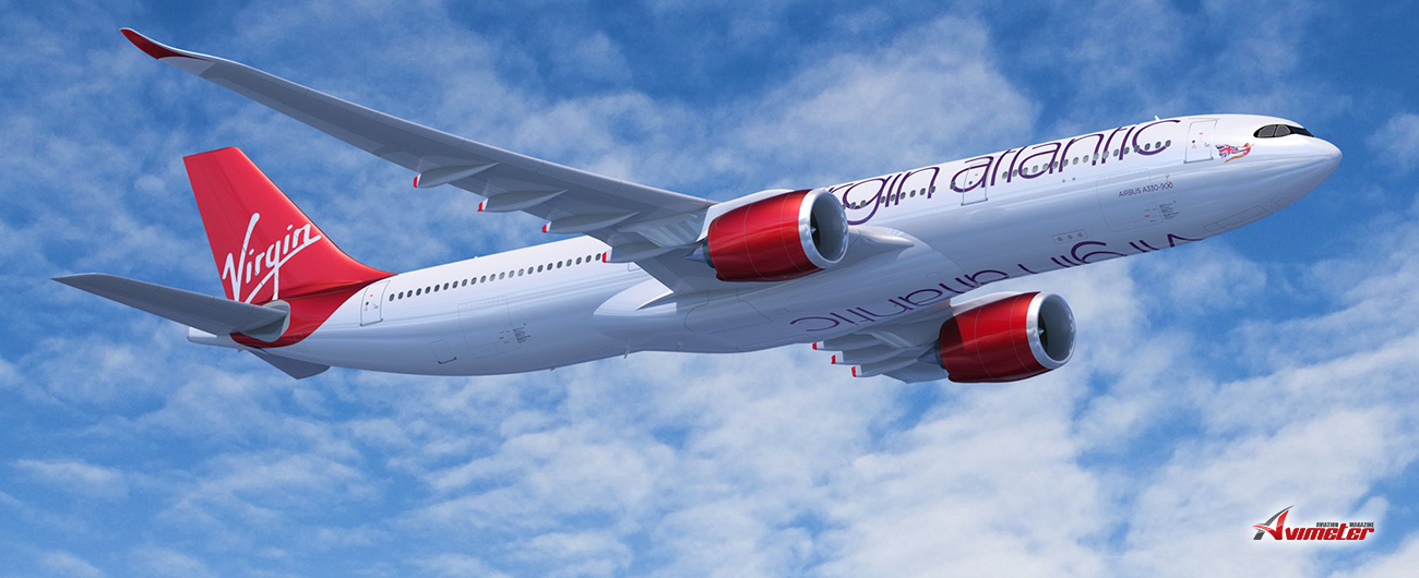 Virgin Atlantic selects A330neo for its fleet renewal and expansion