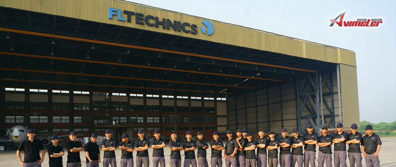 Civil Aviation Administration of Vietnam awards FL Technics Indonesia with AMO certification