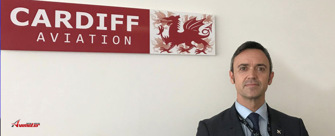 Cardiff Aviation Appoints New Chief Executive Officer