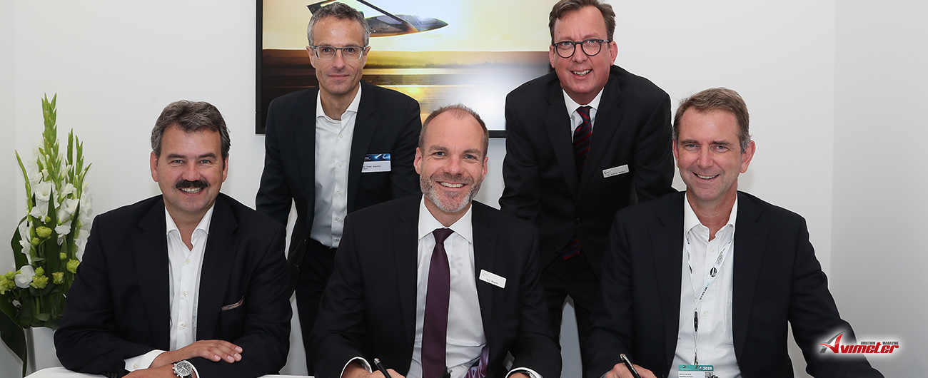 MTU Aero Engines takes stake in the new Silent Air Taxi hybrid-electric small aircraft