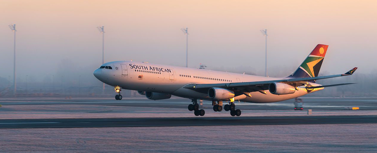 South African Airways Temporarily Suspends Commercial Operations At Its North America Regional Office