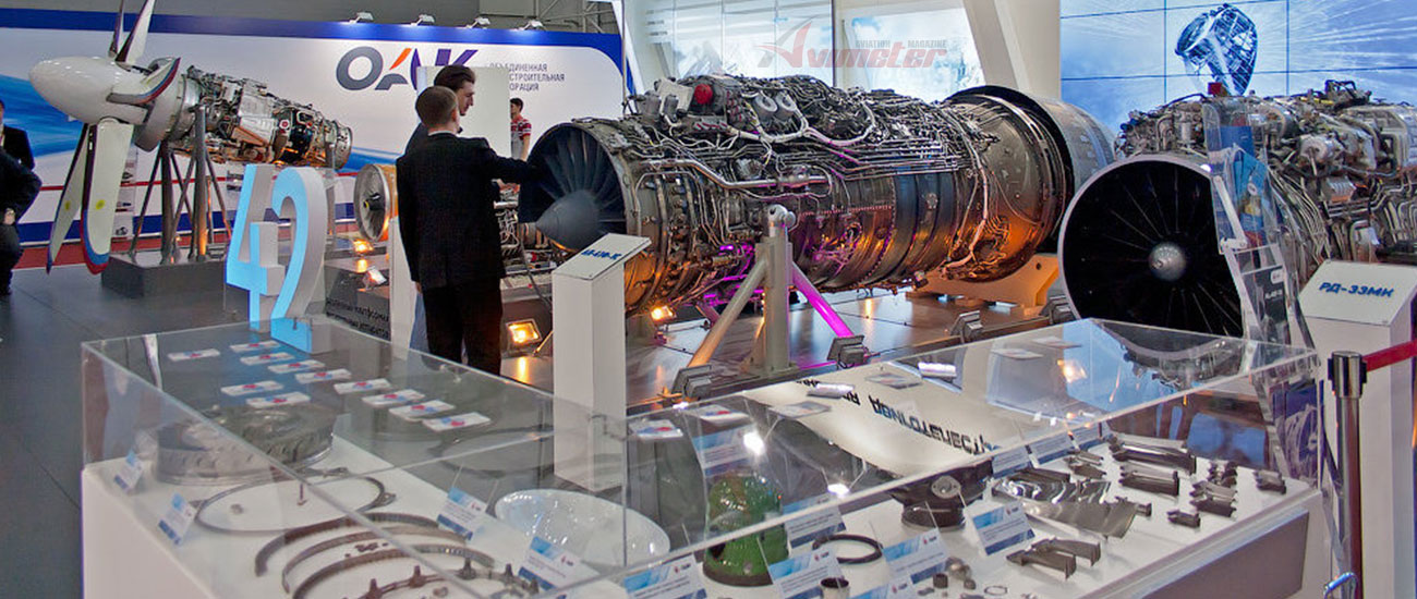 GE Aviation and United Engine Corporation sign MOU